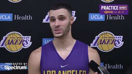Larry Nance Jr. slated to return for Los Angeles Lakers