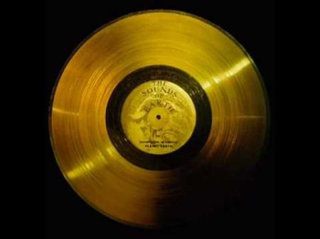 The record included on NASA's Voyager spacecraft is now being reissued for public purchase