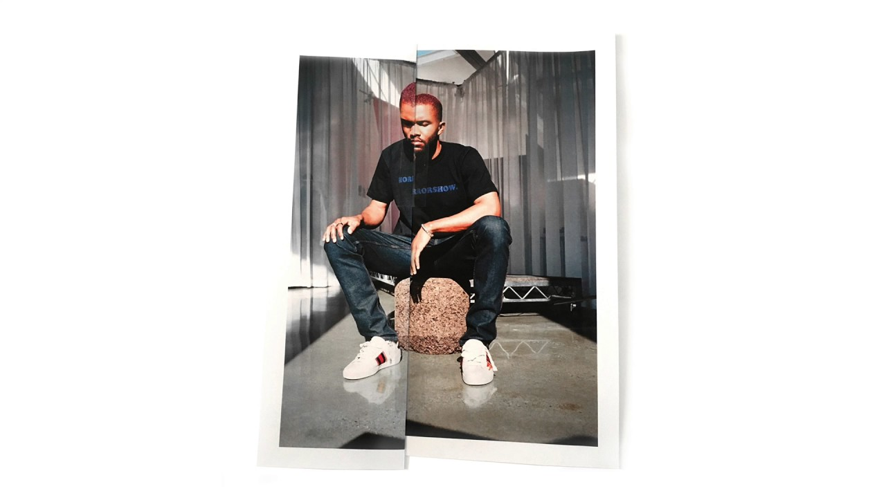 Frank Ocean teases new album on Tumblr