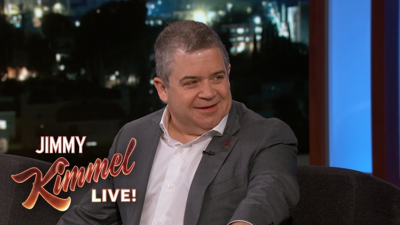 Patton Oswalt will donate half of his income from upcoming show at The Joint to Las Vegas victims' fund