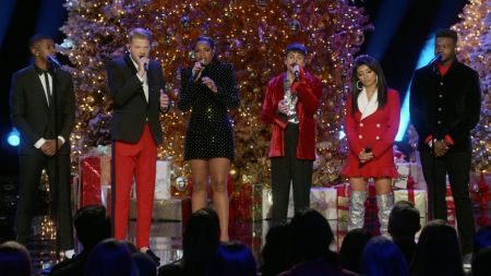 Top 5 best musical moments from 'A Very Pentatonix Christmas' 2017
