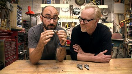 Adam Savage and Michael Stevens promise interactive, educational entertainment with Brain Candy Live!