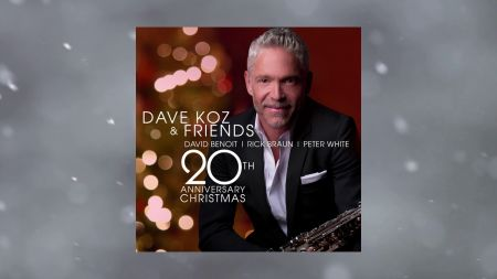Interview: Dave Koz talks about Christmas tour and new album '20th Anniversary Christmas'