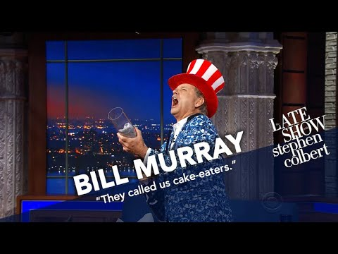 5 best Bill Murray comedy moments