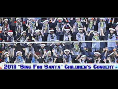 Gladiators to have Sing for Santa night Dec. 1