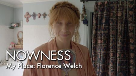 Florence Welch announces upcoming release of her first poetry book
