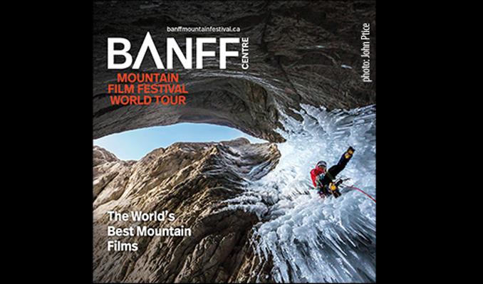 Banff Mountain Film Fest tickets at Arlington Theatre in Santa Barbara