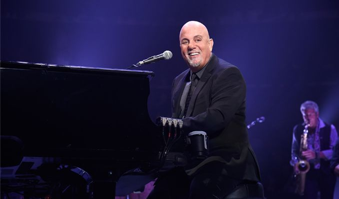 Billy Joel In Concert Tickets In New York City At Madison Square Garden On Wed Feb 21 2018