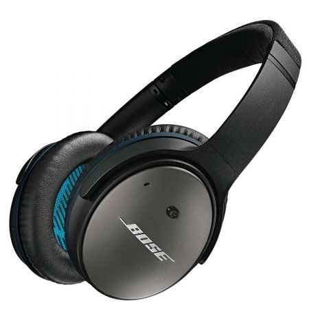 Considered one of the best headphones on the market, the Bose QuietComfort 25 Acoustic Noise Cancelling Headphones are sure to please that s