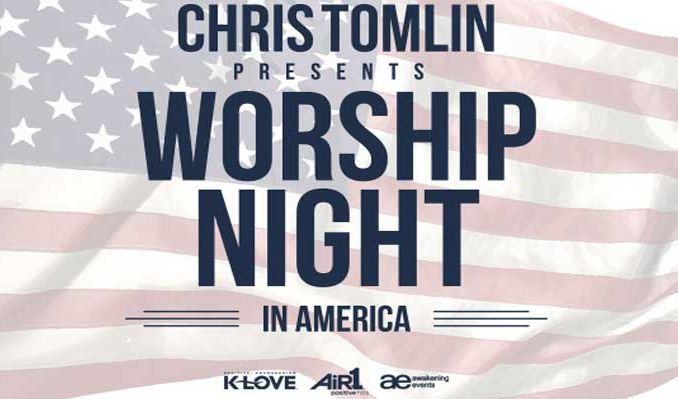Chris Tomlin: Worship Night in America tickets at Infinite Energy Arena in Duluth