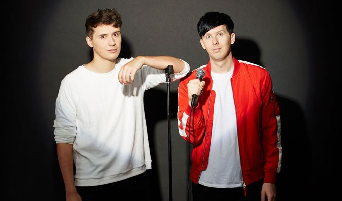 dan and phil tickets in los angeles at microsoft theater on thu aug 9 2018 800pm