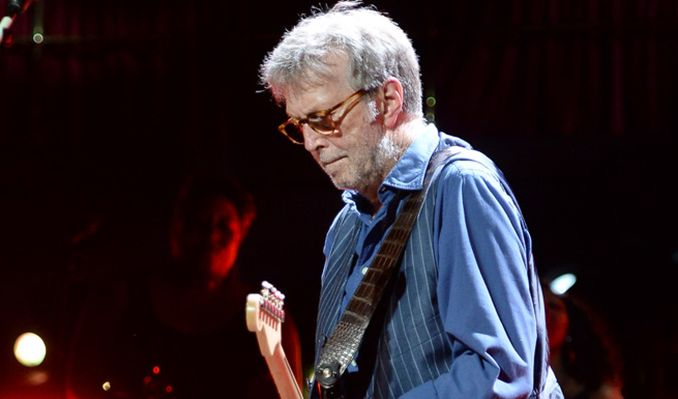 Eric Clapton tickets at Hyde Park in London