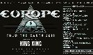 EUROPE tickets at Brighton Dome, Brighton