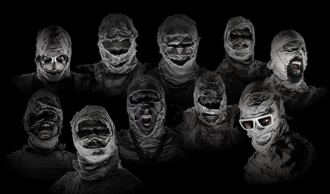 Here Come the Mummies tickets at The NorVa in Norfolk