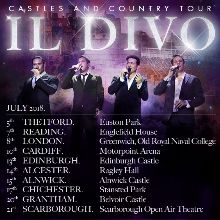 Il divo schedule dates events and tickets axs - Il divo tour dates ...