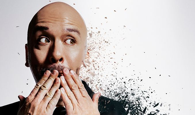 Jo Koy - SOLD OUT tickets at The Warfield in San Francisco