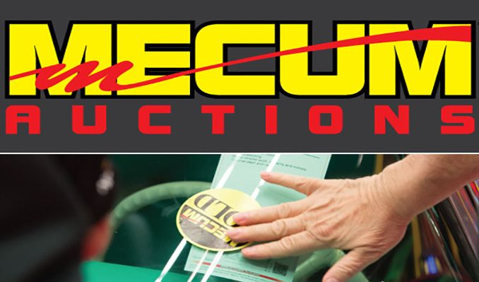 Mecum Auction Houston 2019 tickets at NRG Park in Houston