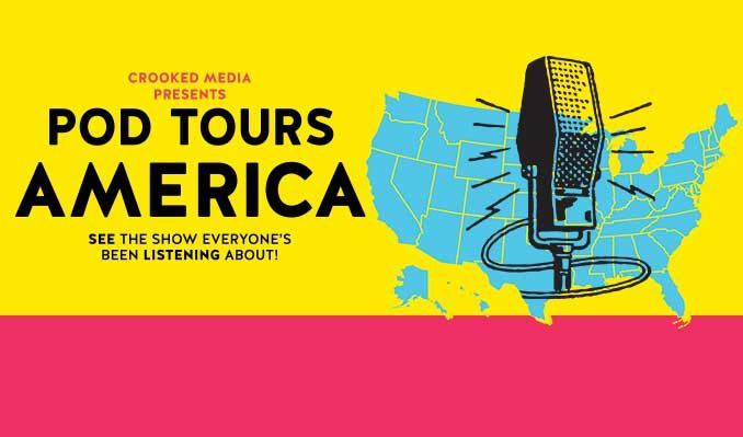 Pod Tours America tickets at Bob Carr Theater, Orlando
