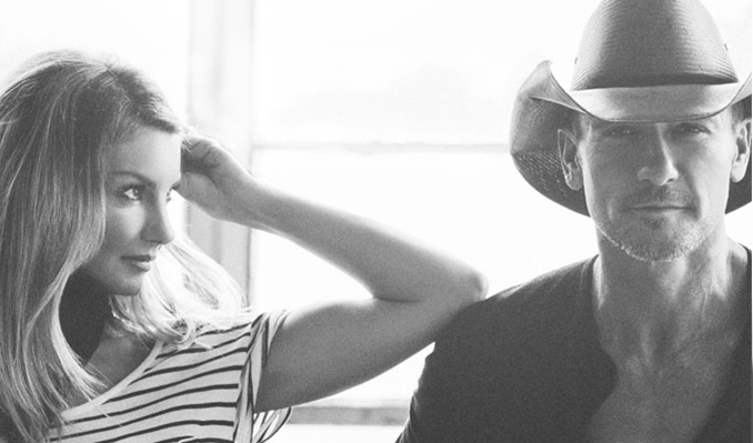 Tim McGraw & Faith Hill tickets at Infinite Energy Arena in Duluth