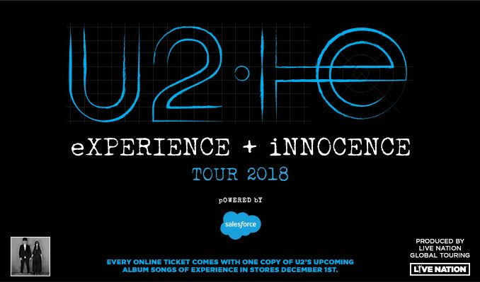 U2 tickets at Infinite Energy Arena in Duluth