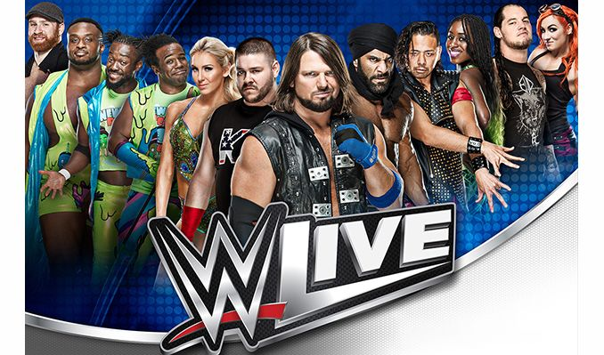 WWE Live tickets at Metro Radio Arena in Newcastle upon Tyne