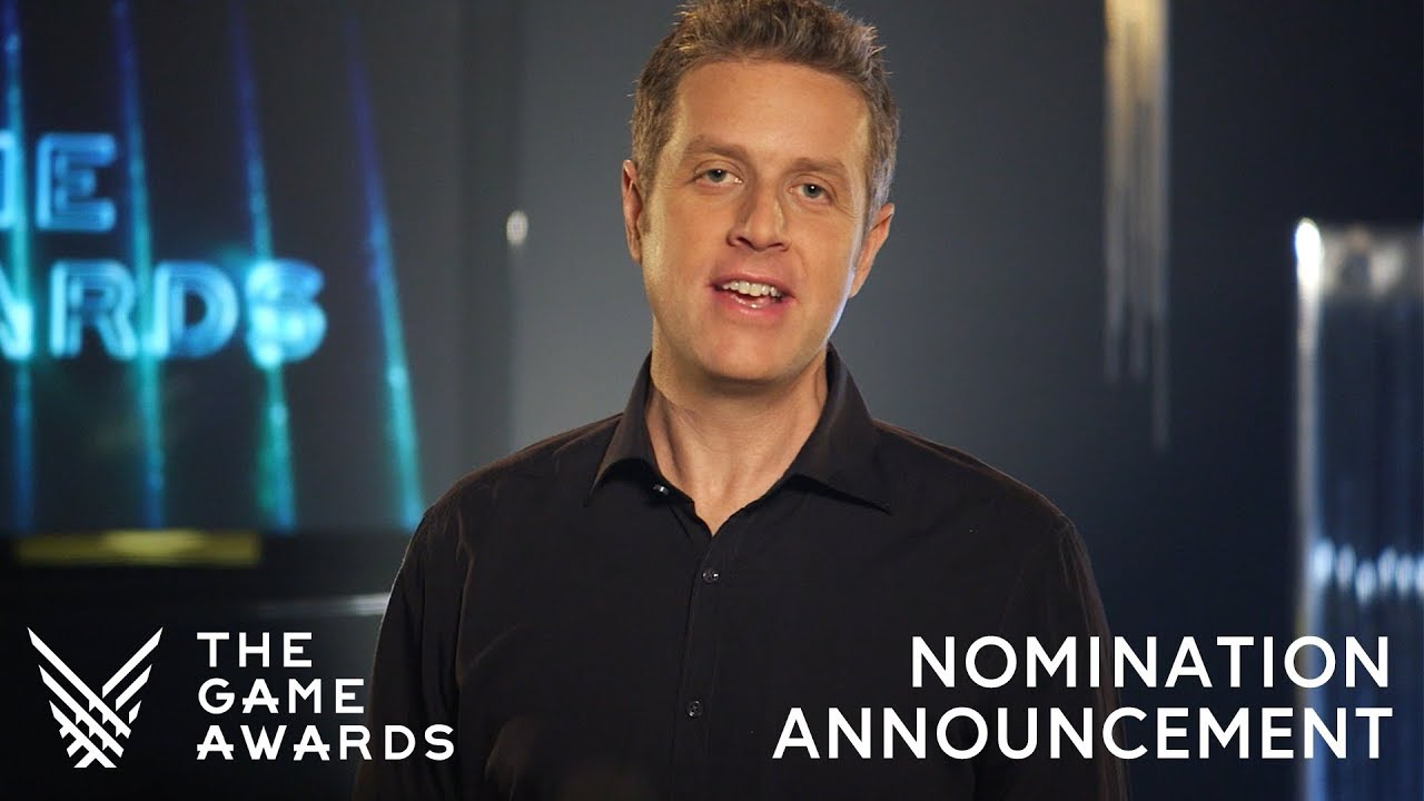 Complete list of nominees for The Game Awards 2017
