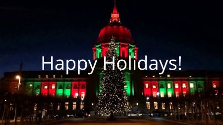 Family holiday and Christmas events in San Francisco, Oakland and the Bay Area 2017
