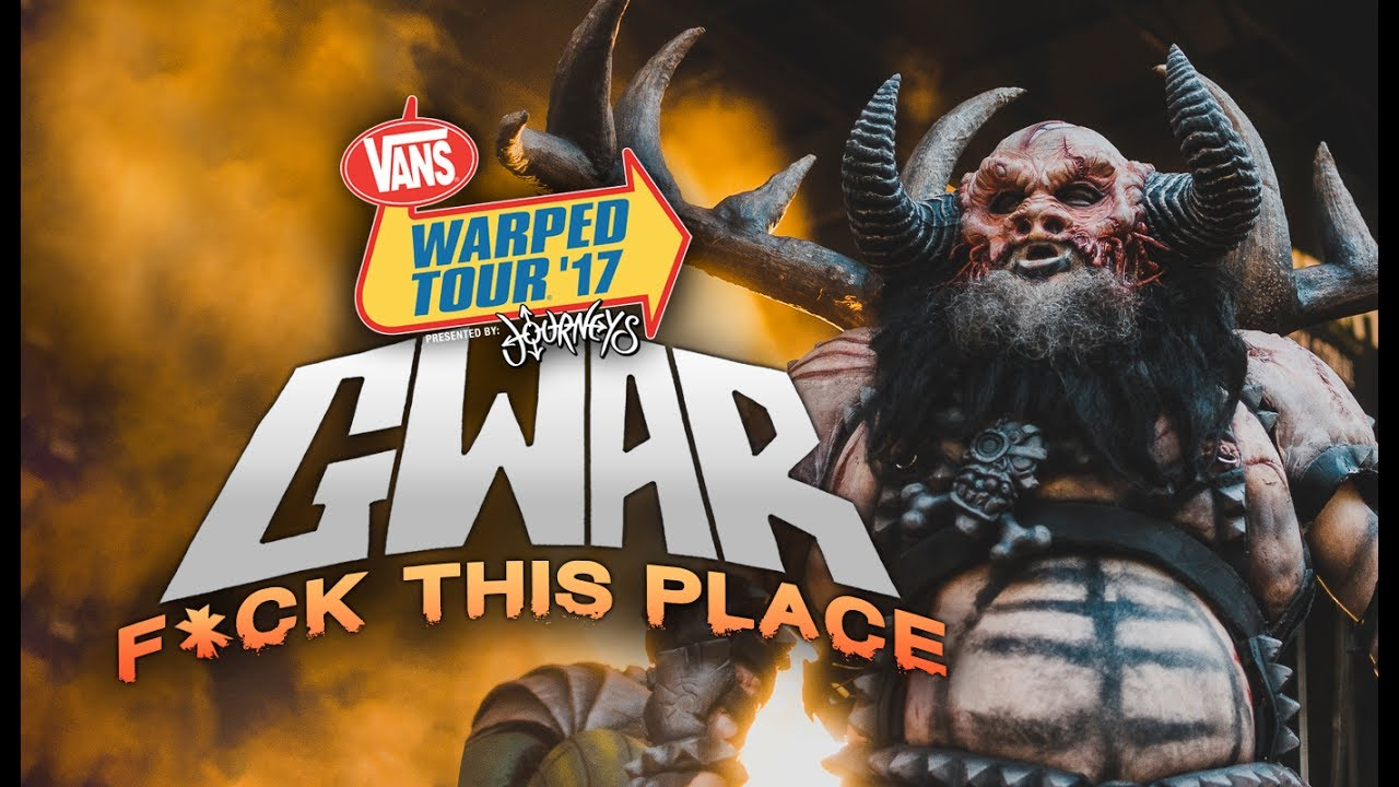 3,000 GWAR fans sign up to be bone marrow donors to support the bands guitarist