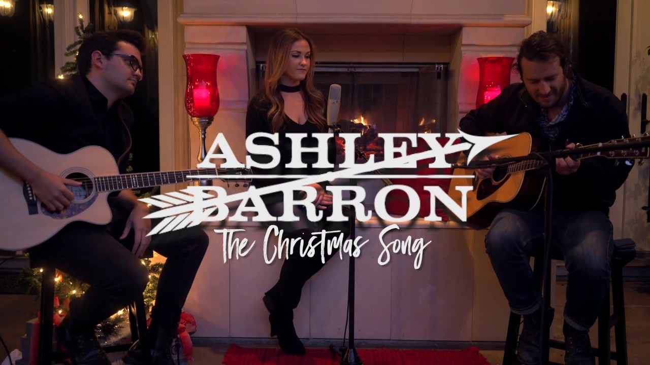 Exclusive Video Premiere: Ashley Barron kicks off the holiday season with 'The Christmas Song'