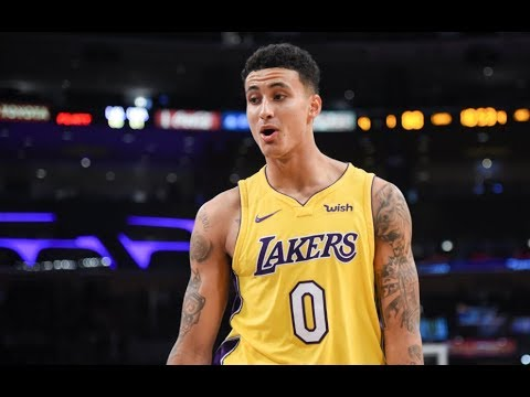 Lakers' Kyle Kuzma named Western Conference Rookie of the Month