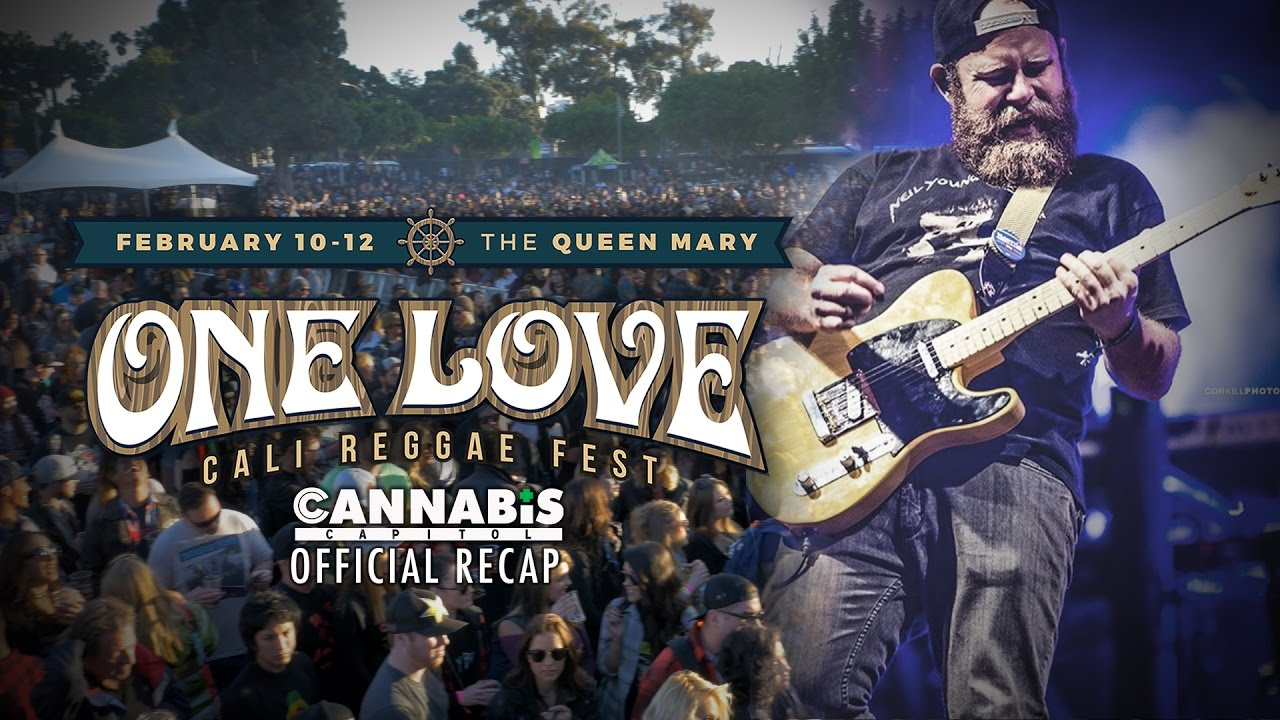 Rebelution, Nas and Ben Harper among acts to play One Love Cali Reggae Festival in 2018