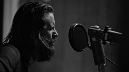 Father John Misty shares candid black and white video for 'Leaving LA' (watch)