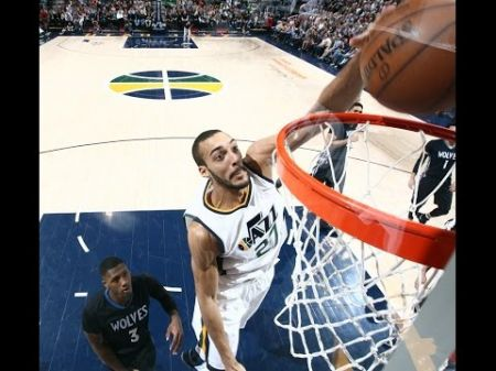 Utah Jazz receive a boost with imminent Rudy Gobert return