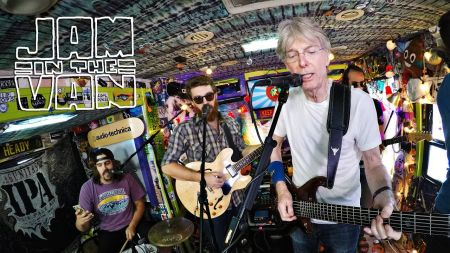 Phil Lesh & The Terrapin Family Band, Leftover Salmon teaming up for Red Rocks show