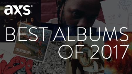 AXS picks: The best albums of 2017