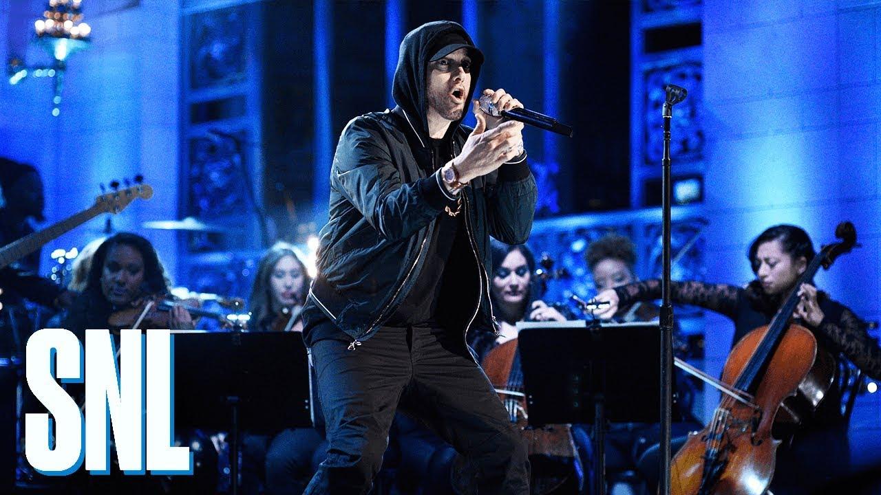 Eminem reveals tracklist for upcoming album 'Revival'