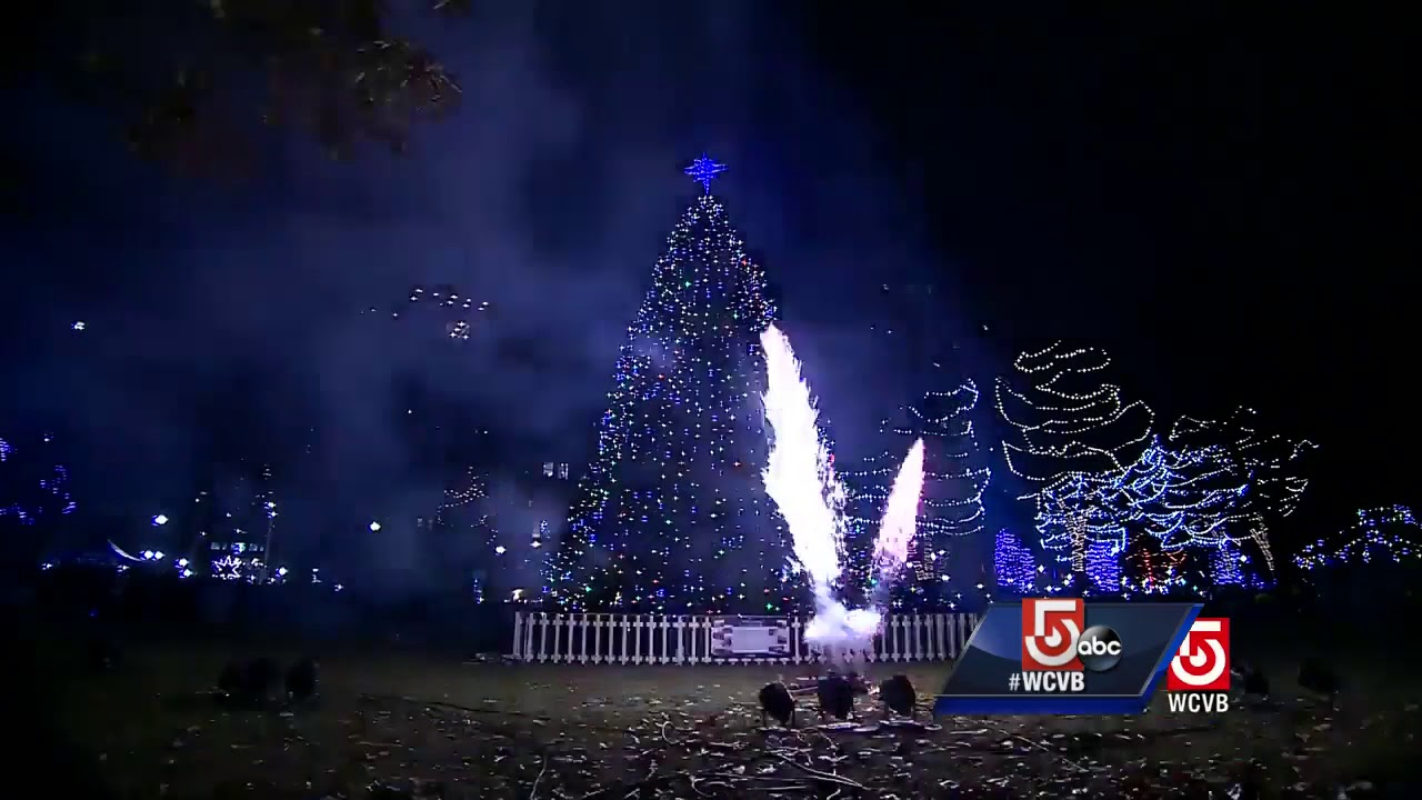 Where to see Christmas lights in Boston 2017 - AXS