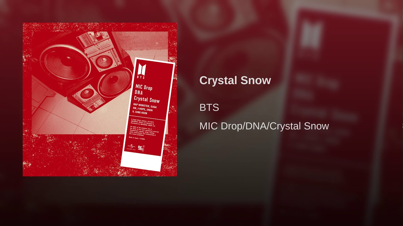 Listen: BTS release new song 'Crystal Snow'