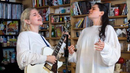 Interview: Overcoats break down their electro-folk sound