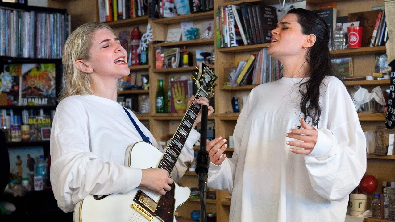 Interview: Overcoats break down their electro-folk sound