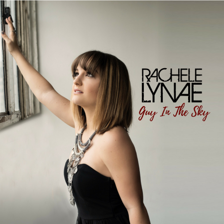 Audio Exclusive: Rachele Lynae looks up at the 'Guy in the Sky'