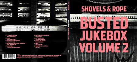 Review: Shovels & Rope give fans a holiday gift with surprise album 'Busted Jukebox, Vol. 2'