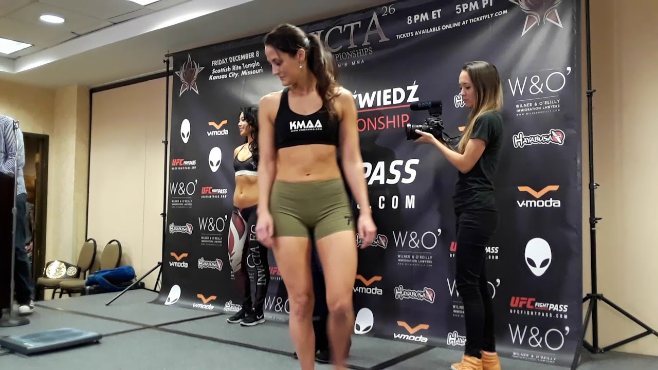 Invicta FC 26 weigh-in results: Kay Hansen on the mark, set to become youngest to compete in promotional history
