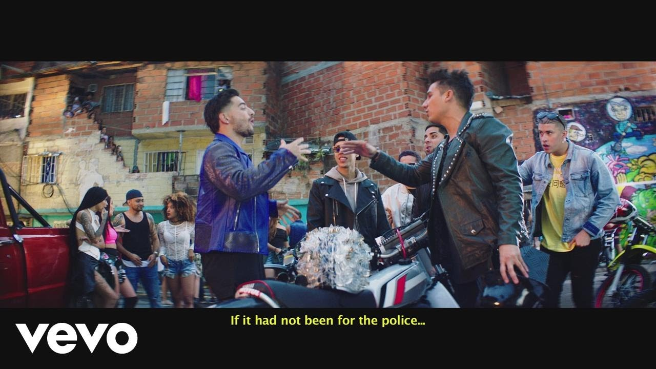 Maluma releases trap trilogy of new music in 'X' mini-movie