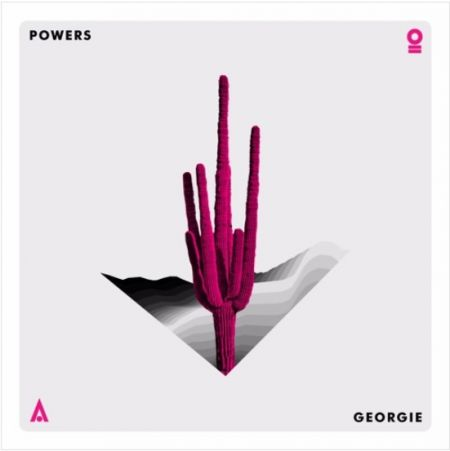 """Georgie"" single cover"