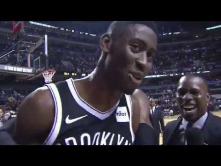 Brooklyn Nets' Caris LeVert matures into versatile guard