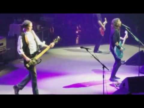 Watch: Nirvana reunites during Foo Fighters concert to perform 'Big Me'