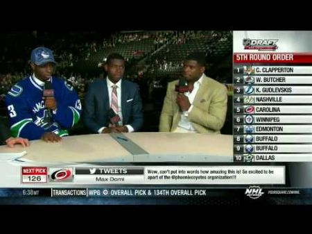 LA Kings acquire Jordan Subban in trade with the Vancouver Canucks