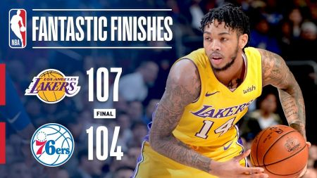 Top 5 moments for Los Angeles Lakers in 2017