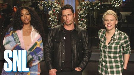 Watch SZA, James Franco and Kate McKinnon in new 'SNL' promo